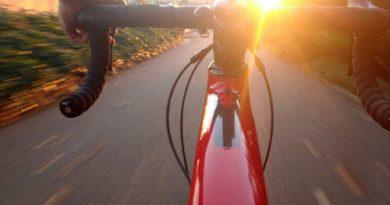 Bicicleta de Corrida. Aventura de Ciclistas