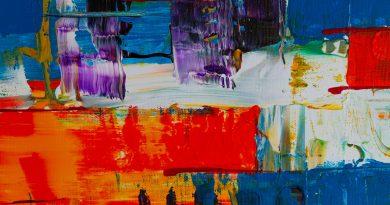 Um quadro representando uma obra de arte. A estética mercantilizada na contemporaneidade.
