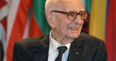 Foto de Lévi-Strauss
