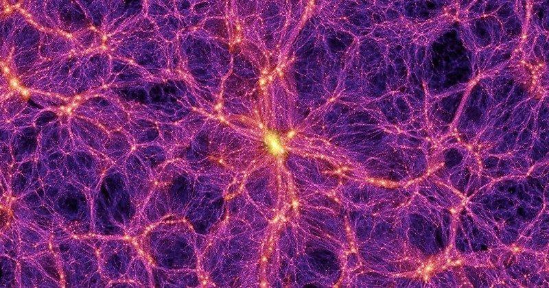Estrutura do Universo. O estruturalismo científico-astronômico.
