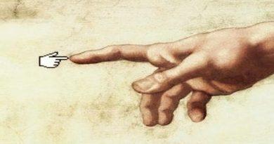 Uma mão imensa como se fosse a mão de Deus, e uma mão pequenina como se fosse a mão do homem. Ética, Ciência e a Crise da Modernidade.