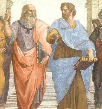 Aristóteles e Platão. Aristóteles, uma Visão Geral de sua obra e doutrina.