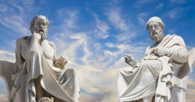 Platão e o Céu