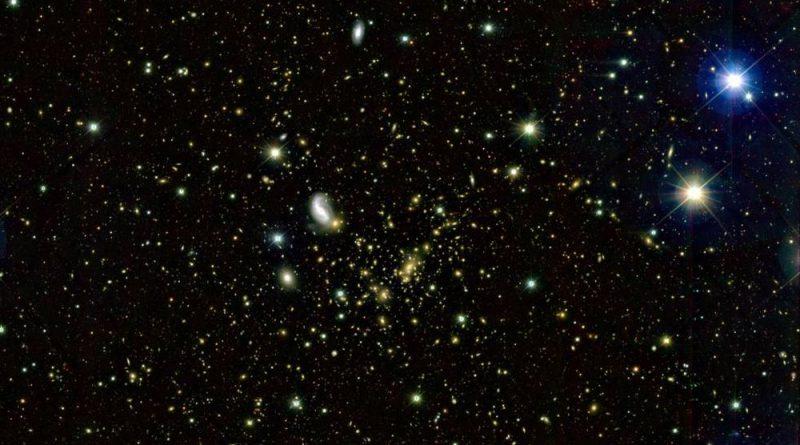 Foto do Céu estrelado e com planetas. A Física e a Astronomia de Aristóteles – uma visão geral