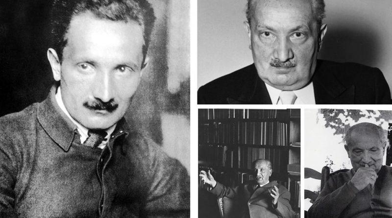 Fotos de Heidegger. Heidegger e os Gregos: o Ser e o Céu.