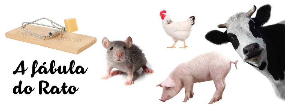 A Fábula Do Rato E Uma Analogia Com O Ambiente De Trabalho