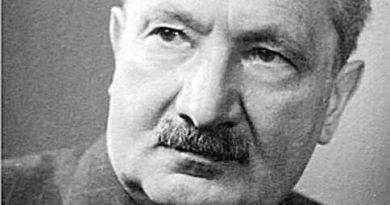 Fotografia de Heidegger. Heidegger e os Gregos: o Ser e o Céu antes e hoje
