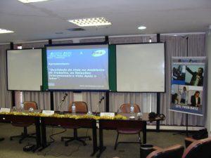 Auditório no IPEA