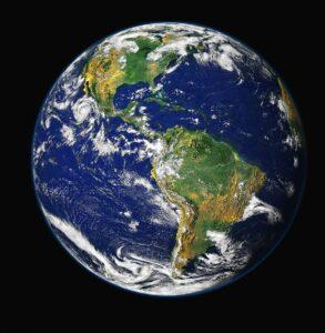 Brasil vista por satélite