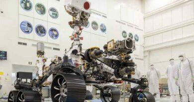 Sonda Perseverance. Voltamos à Marte, agora com a sonda Perseverance.