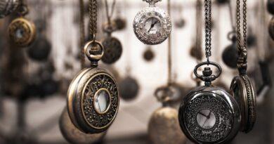 Relógios antigos de bolso, o tempo está passando mais rápido?