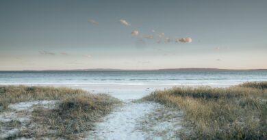 praia deserta em uma região aparentemente inóspita, mostra o que ocorro no programa o limite e também em uma empresa